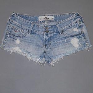 Hollister Denim Short-Shorts